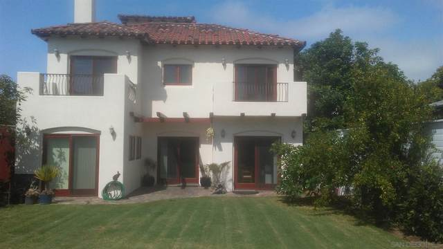667 Pomona Avenue, Coronado, CA 92118 (#200033058) :: Neuman & Neuman Real Estate Inc.