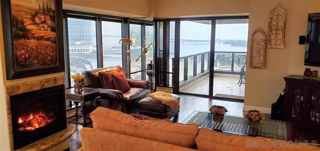 100 Harbor Drive #2006, San Diego, CA 92101 (#200043950) :: Neuman & Neuman Real Estate Inc.