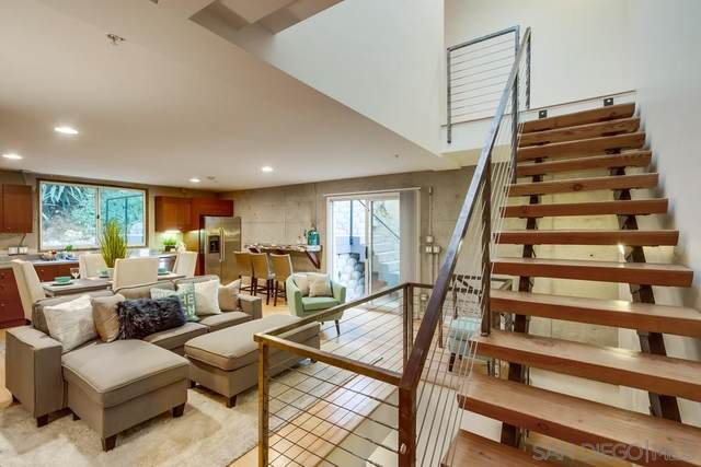 3033 India Street #9, San Diego, CA 92103 (#200047439) :: Cay, Carly & Patrick | Keller Williams