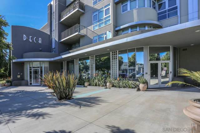 3740 Park Blvd #121, San Diego, CA 92103 (#210001275) :: SD Luxe Group