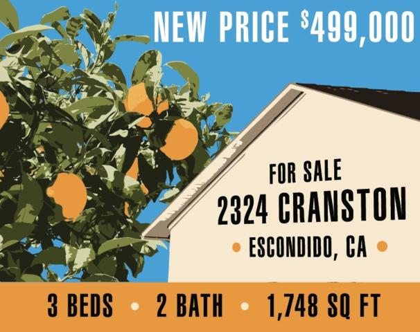 2324 Cranston Dr, Escondido, CA 92025 (#190004432) :: Neuman & Neuman Real Estate Inc.