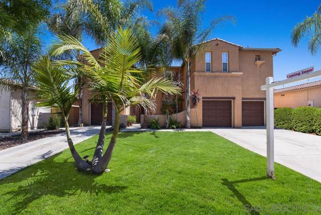 383 Camino Carta, San Marcos, CA 92078 (#190035925) :: Neuman & Neuman Real Estate Inc.