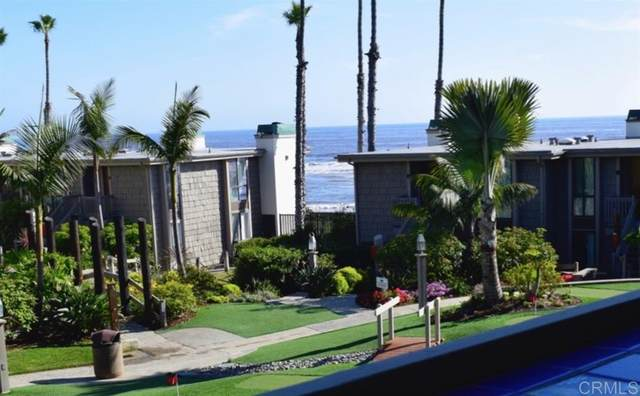999 N Pacific St E104, Oceanside, CA 92054 (#200020960) :: Compass