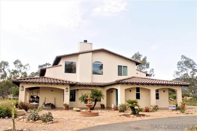 17315 Lyons Creek Rd, Jamul, CA 91935 (#200021116) :: Keller Williams - Triolo Realty Group