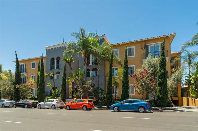 4080 Front St #307, San Diego, CA 92103 (#200038012) :: Neuman & Neuman Real Estate Inc.
