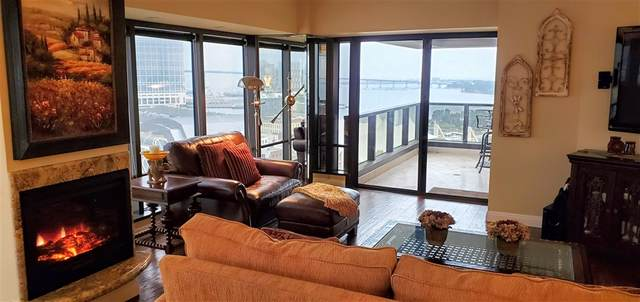 100 Harbor Drive #2006, San Diego, CA 92101 (#200043950) :: SunLux Real Estate