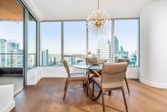888 W E Street #3005, San Diego, CA 92101 (#210024325) :: Dannecker & Associates