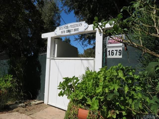 1679 Sunset Drive, Vista, CA 92081 (#190054197) :: Neuman & Neuman Real Estate Inc.