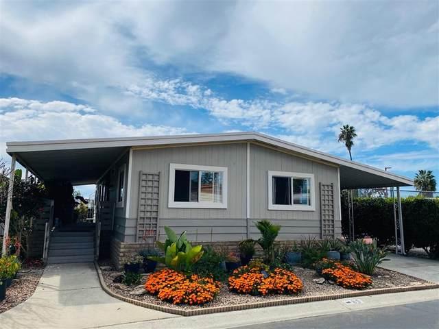 276 N El Camino Real #85, Oceanside, CA 92058 (#200010937) :: Keller Williams - Triolo Realty Group