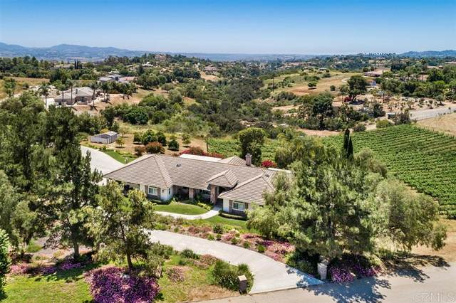 2821 Toulouse Ln., Fallbrook, CA 92028 (#200024390) :: Allison James Estates and Homes