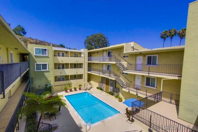 5055 Collwood Blvd, #312, San Diego, CA 92115 (#200035800) :: SunLux Real Estate