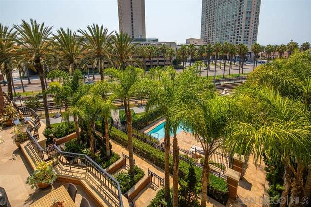 500 W Harbor Drive #418, San Diego, CA 92101 (#200036476) :: Neuman & Neuman Real Estate Inc.