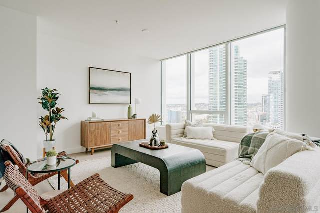 888 W E Street #1706, San Diego, CA 92101 (#210022022) :: Dannecker & Associates