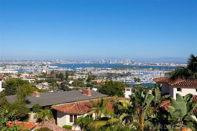 874 Harbor View Pl, San Diego, CA 92106 (#200030312) :: Yarbrough Group