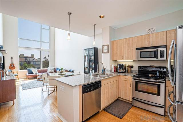 1642 7Th Ave #524, San Diego, CA 92101 (#200041890) :: Compass