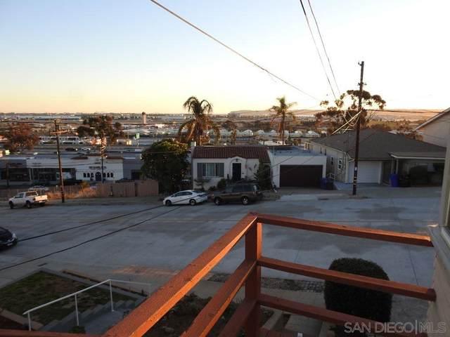 3929-3931 California Street, San Diego, CA 92110 (#200043793) :: SD Luxe Group