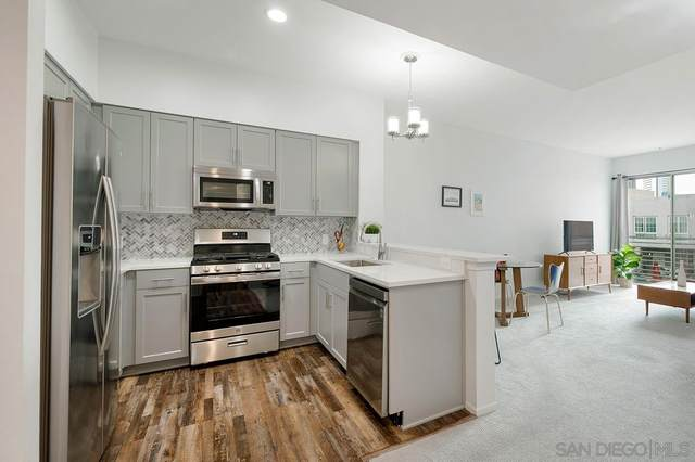 445 Island Ave #410, San Diego, CA 92101 (#210003220) :: San Diego Area Homes for Sale