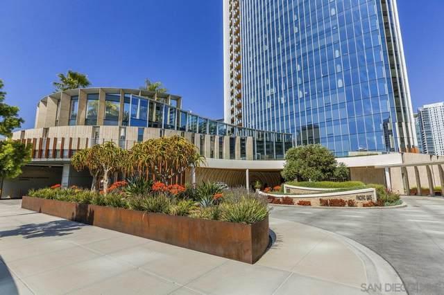 888 W E Street #905, San Diego, CA 92101 (#210022549) :: Dannecker & Associates