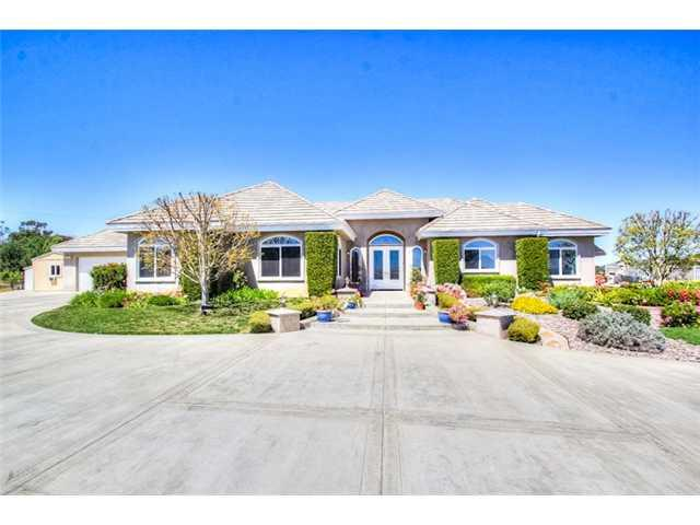 206 Bottlebrush Way, Fallbrook, CA 92028 (#130018584) :: The Marelly Group | Realty One Group