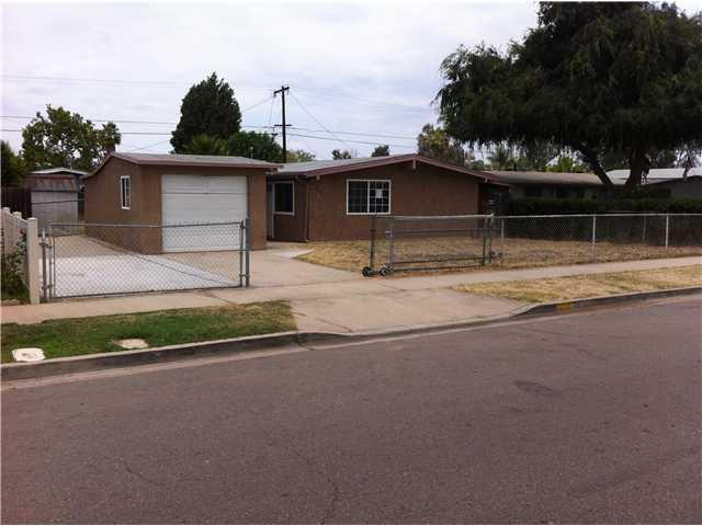 556 Jeffree Street, El Cajon, CA 92020 (#130036386) :: Whissel Realty