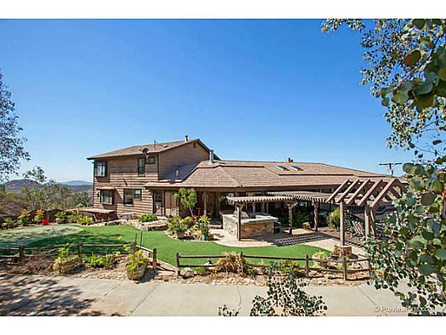 17008 Iron Mountain Drive, Poway, CA 92064 (#130055671) :: Whissel Realty