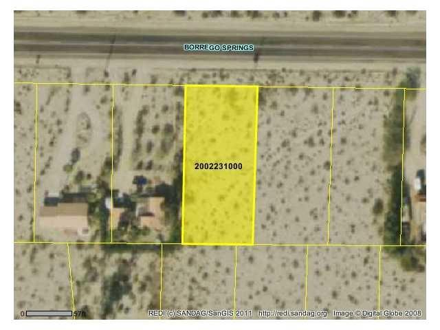 LOT 228 Borrego Springs Road #228, Borrego Springs, CA 92004 (#150063428) :: The Yarbrough Group