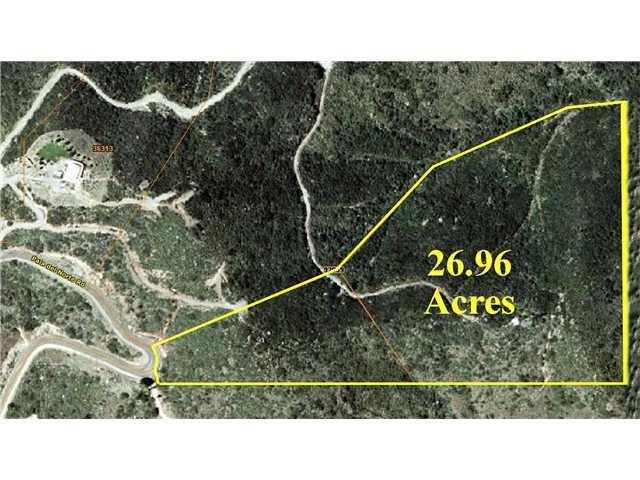 26.96 Pala Del Norte Road 110-072-01-00, Bonsall, CA 92003 (#160059864) :: Keller Williams - Triolo Realty Group