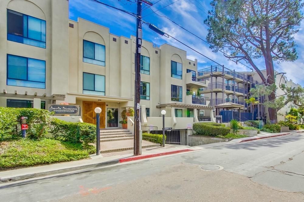 1235 Parker 1H, San Diego, CA 92109 (#170006032) :: Coldwell Banker Residential Brokerage