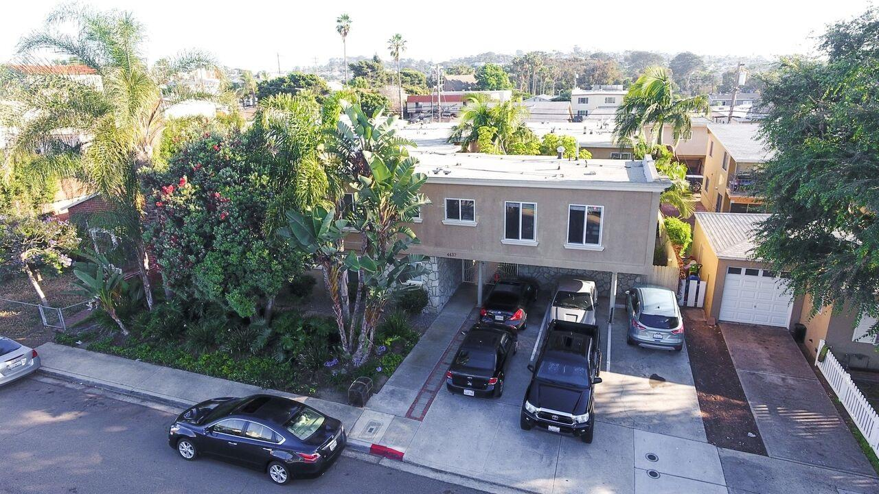 4437 Mentone St #5, San Diego, CA 92107 (#170031499) :: The Yarbrough Group