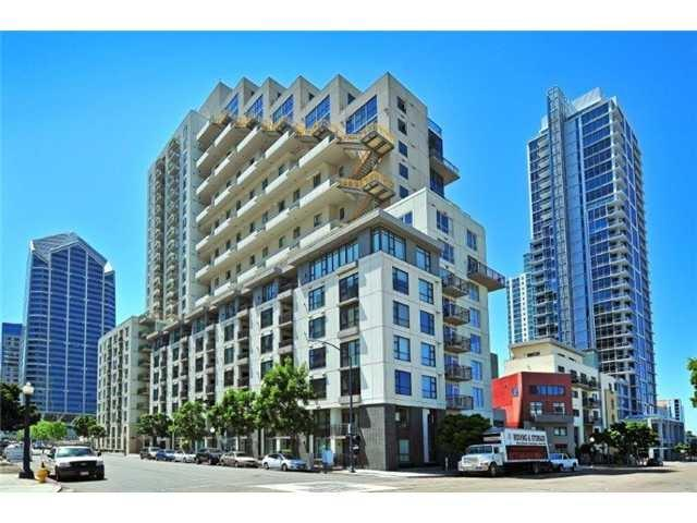 1240 India St #617, San Diego, CA 92101 (#170039063) :: California Real Estate Direct