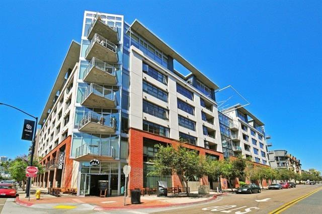 1050 Island Ave #505, San Diego, CA 92101 (#170039225) :: California Real Estate Direct