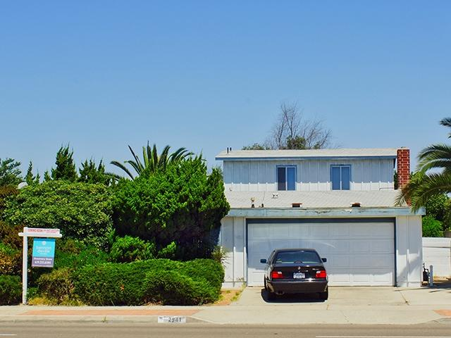 2941 Mission Village Dr, San Diego, CA 92123 (#170045265) :: Whissel Realty