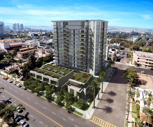 2855 Fifthavenue #602, San Diego, CA 92103 (#170054132) :: Coldwell Banker Residential Brokerage