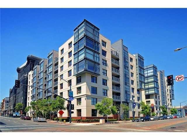 1150 J Street #707, San Diego, CA 92101 (#170054794) :: California Real Estate Direct