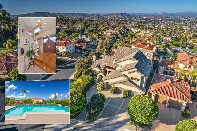 12272 Fairway Pointe Row, San Diego, CA 92128 (#170059364) :: Coldwell Banker Residential Brokerage