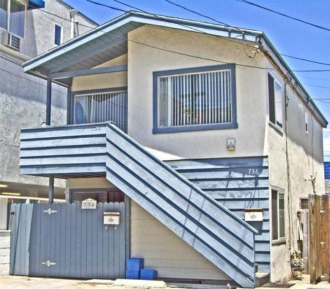 734-736 Santa Rita Place, San Diego, CA 92109 (#170059554) :: Klinge Realty