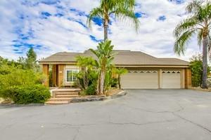 1256 Timberpond Drive, El Cajon, CA 92019 (#170059810) :: Whissel Realty