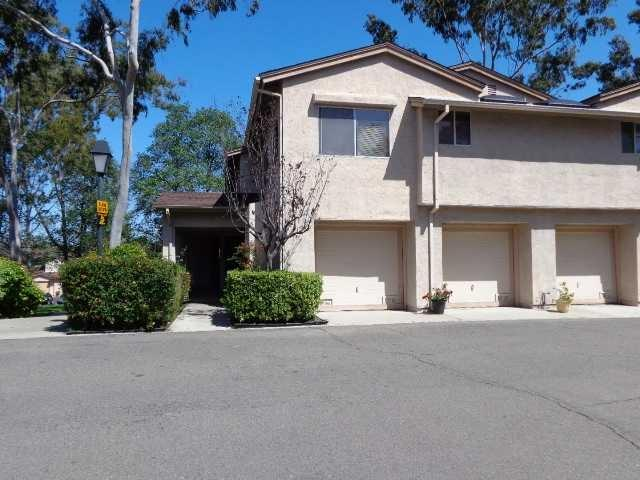 8650 Mission San Carlos Dr. #43, Santee, CA 92071 (#170059852) :: Whissel Realty