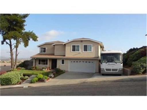 10051 Trenchard St., Santee, CA 92071 (#170059869) :: Whissel Realty