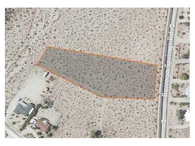 Lot 207 Borrego Springs Rd #207, Borrego Springs, CA 92004 (#180004688) :: Neuman & Neuman Real Estate Inc.
