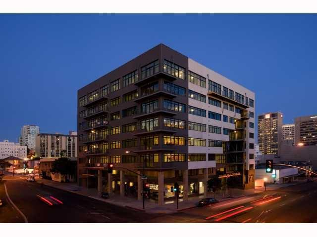 1551 4th Ave #308, San Diego, CA 92101 (#180005880) :: Whissel Realty