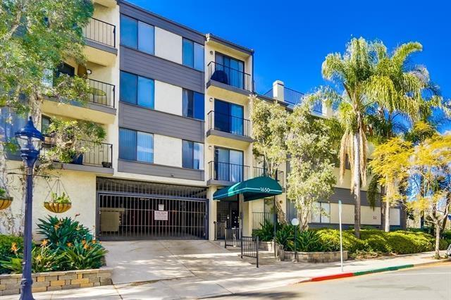 1650 8th Ave #401, San Diego, CA 92101 (#180006395) :: Whissel Realty