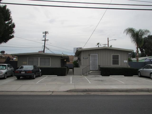807 W Palm Ave., El Cajon, CA 92020 (#180009288) :: Bob Kelly Team
