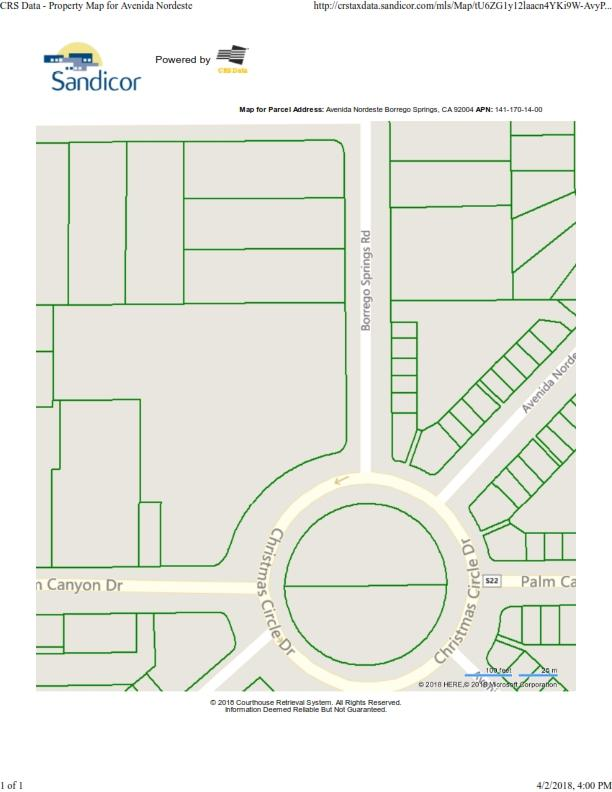66 & 67 Avenida Nordeste 66 & 67, Borrego Springs, CA 92004 (#180016766) :: Keller Williams - Triolo Realty Group