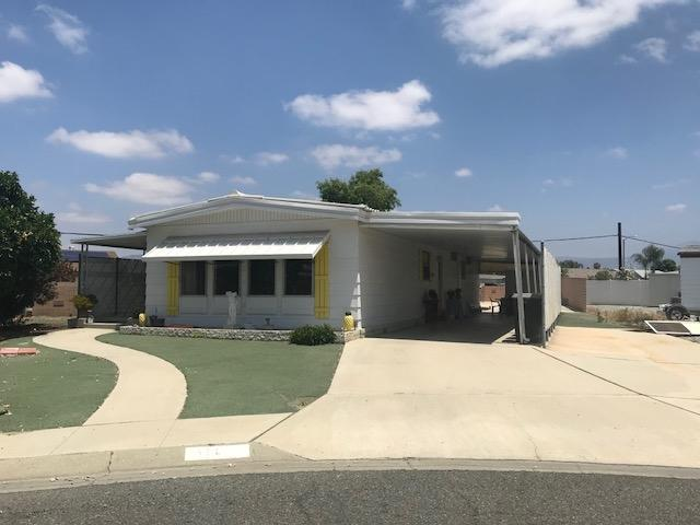 380 Santa Clara Cir, Hemet, CA 92543 (#180028901) :: Neuman & Neuman Real Estate Inc.