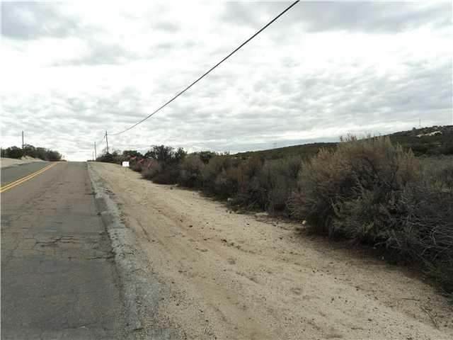 2.51 acres Jewel Valley Rd #50, Boulevard, CA 91905 (#180031533) :: Neuman & Neuman Real Estate Inc.
