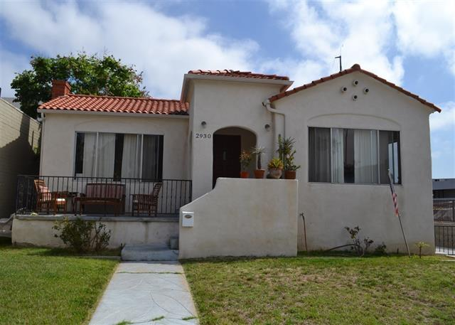 2930 Carleton St, San Diego, CA 92106 (#180031602) :: Ascent Real Estate, Inc.