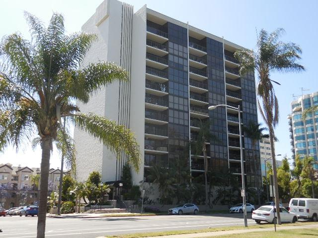 2400 6Th Ave #503, San Diego, CA 92101 (#180038980) :: Keller Williams - Triolo Realty Group