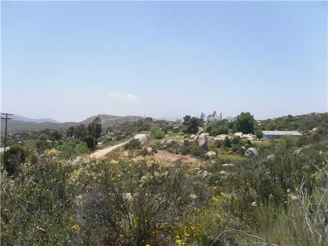 23544 Coyote Holler Rd #0, Potrero, CA 91963 (#180044268) :: Ascent Real Estate, Inc.