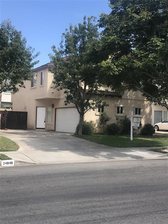 24846 Apple St, Newhall, CA 91321 (#180050531) :: The Yarbrough Group